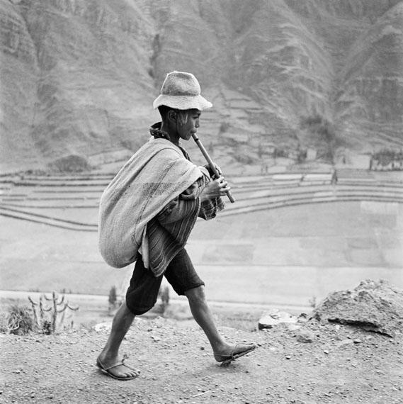 Werner BischofAuf dem Weg nach Cuzco, Valle Sagrado, Peru 1954© Werner Bischof / Magnum Photos