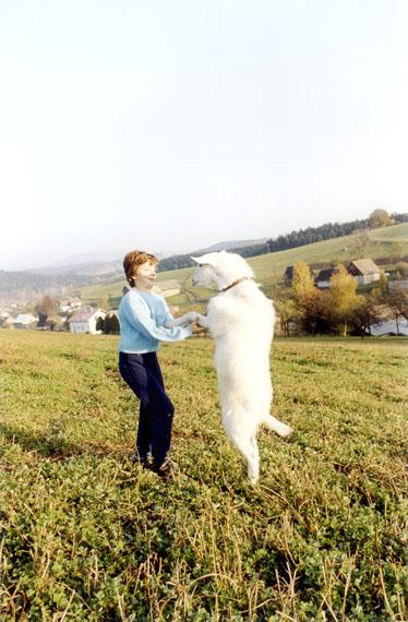 """Jitka Hanzlová: aus der Serie """"Rokytník"""" 1990-1994 © Jitka Hanzlová/VG Bild-Kunst, Bonn 2018"""