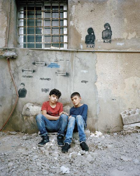 Mohammad und Ahmed © Rania Matar