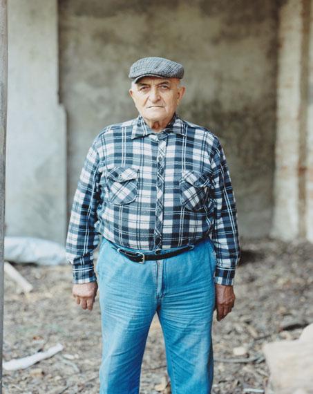 "Francesco Neri: Prada, 2017, aus der Serie ""Farmers""© Francesco Neri"