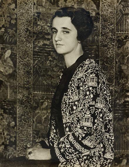 Hugo Erfurth: Frau Boell, um 1935, Edeldruckverfahren© VG Bild-Kunst, Bonn, 2018; courtesy LVR Landesmuseum BonnPhoto: Jürgen Vogel