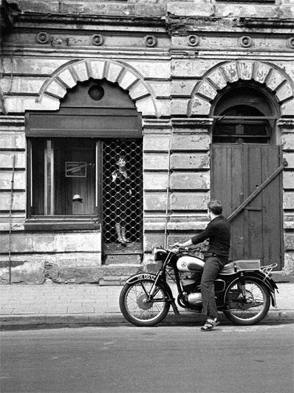 Bogdan Dziworski: f 5,6-109, Łódź, 1965