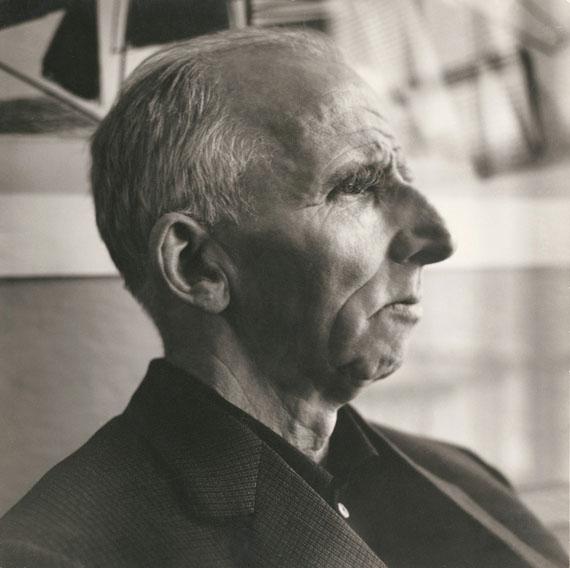 Annelise Kretschmer: Albert Renger-Patzsch, Wamel Möhne, 1962