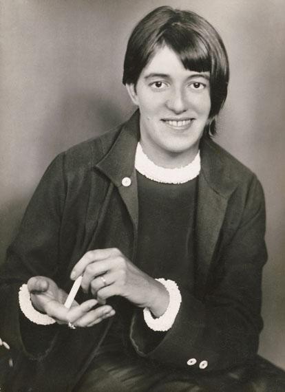 Annelise Kretschmer: Selbstporträt, um 1929