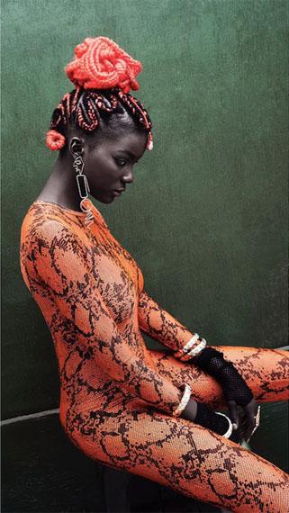 Boikanyo Nkoane, 2017 © Jamal Nxedlana