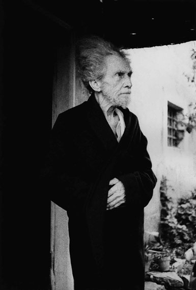 LISETTA CARMI, Ezra Pound, 1966