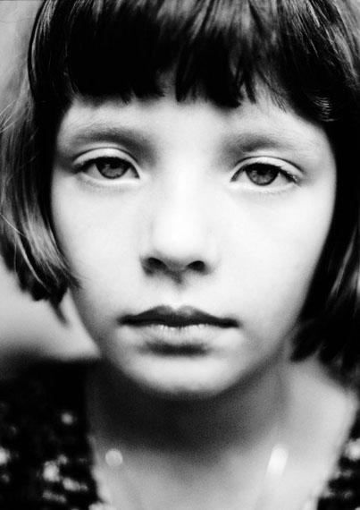Birgit Kleber: CLARA, 1997, aus der Serie CLARA, 1995 - 2004, © Birgit Kleber