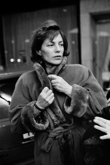 Actress Jane Birkin, 1988Photo: Christian Schulz, © Christian Schulz