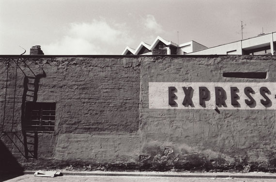 André Kirchner: Express, Steglitz, 1987
