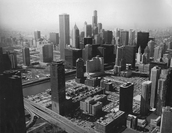 Balthasar Burkhard: Chicago, 1999