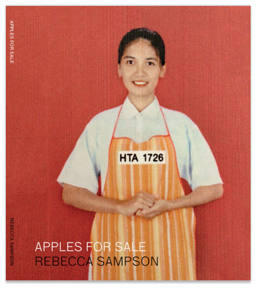 FOAM 3H: REBECCA SAMPSON - APPLES FOR SALE