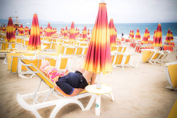"Turi (Salvatore) Calafato, ""Amuninni 'u mari (Let's go to the sea)"""