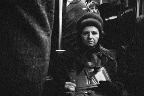 Heiko Sievers: o.T., 1981, aus der Serie: IN BERLIN