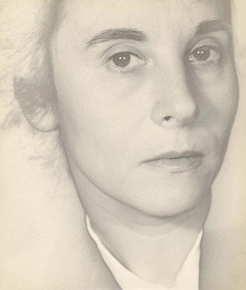 Jeanne Mabdello, Sans titre, Jeanne Mandello, Solarisation, circa 1948-49 © Isabel Mandello