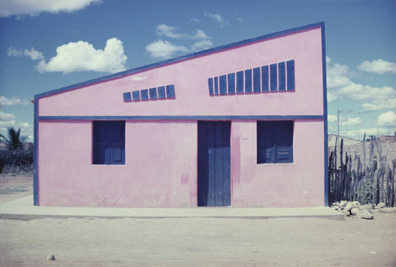 Anna MarianiFaçades series, 1973-86 Xique-Xique, Bahia, Brazil 1979 Inkjet print Collection of the artist © Anna Mariani