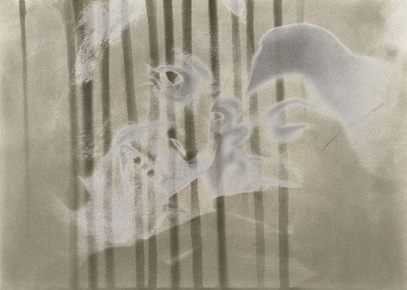 Sigmar Polke, Ohne Titel (à deux III), 1975 Sammlung Lambrecht-Schadeberg / Rubenspreisträger der Stadt Siegen© The Estate of Sigmar Polke / VG Bild-Kunst, Bonn 2018
