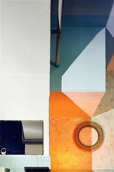 Untitled 5, 2014Pigment Print100cm x 150cm© Andrea Gruetzner / Robert Morat Gallery