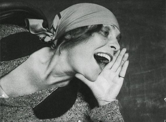 Alexander Rodchenko (1891 - 1956)Lily Brik, 1924Gelatin silver print mounted on card