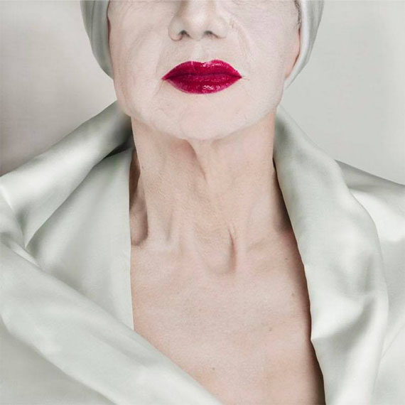 Hommage à Blumenfeld  from Looking For The Masters © CatherineBalet