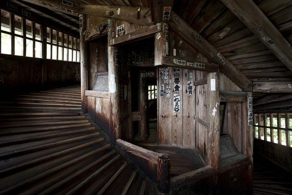 Sazaedō-Tempel © FUJITSUKA Mitsumasa