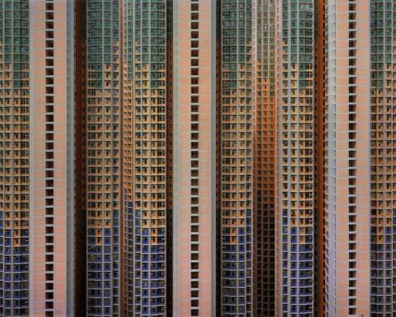 Michael Wolf, Architecture of Density 91, 2006