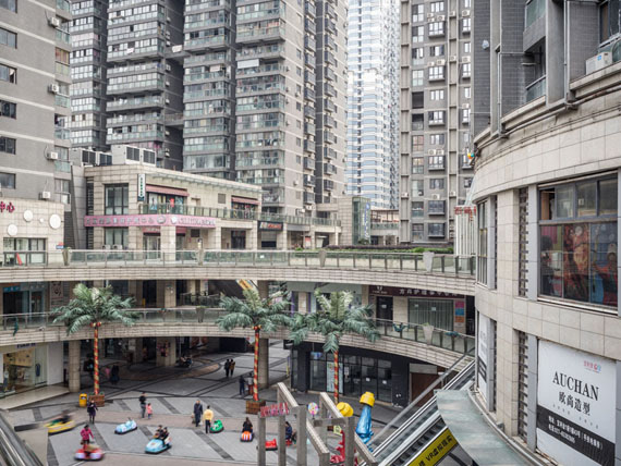 Wuhan Diary p.50, 2017Archival Inkjet Print© Peter Bialobrzeski