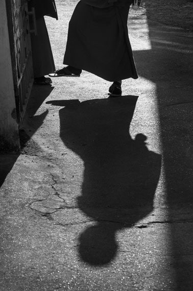 Gyuto - Not Your Real Self© Tobi WilkinsonCourtesy Galerie Thierry Bigaignon