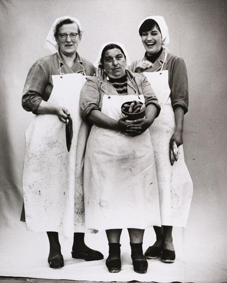 RollmopspackerinnenStefan Moses, 1962, 1964© DHM / Elsa Bechteler-Moses