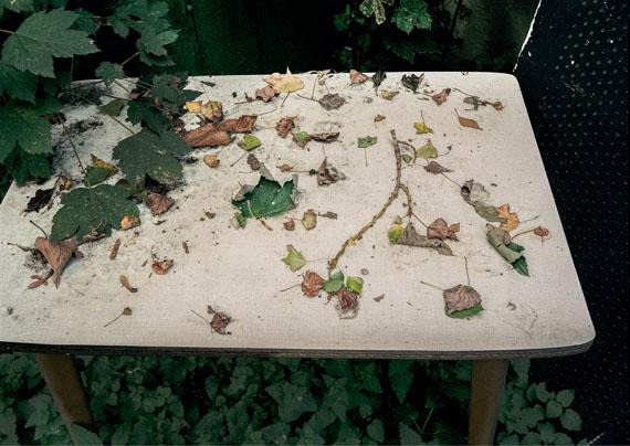 Laurenz Berges: September (Tisch), 2013 © Laurenz Berges VG Bild-Kunst, Bonn 2019