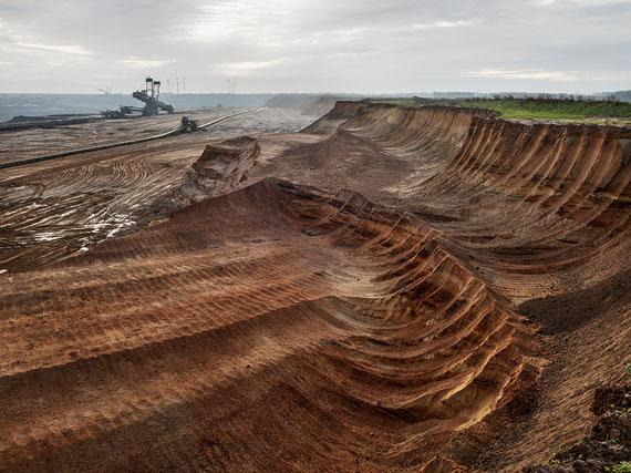 © Edward Burtynsky, Coal Mine #1, North Rhine, Westphalia, Germany, 2015, Series: The Anthropocene