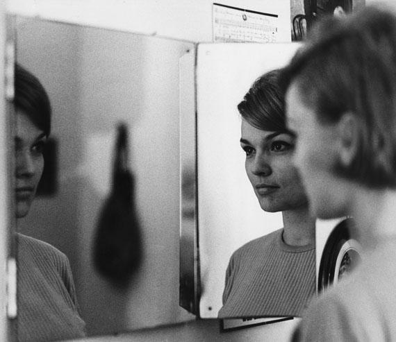 Eva-Maria Hagen, Berlin, ca. 1965 © Roger Melis Nachlass