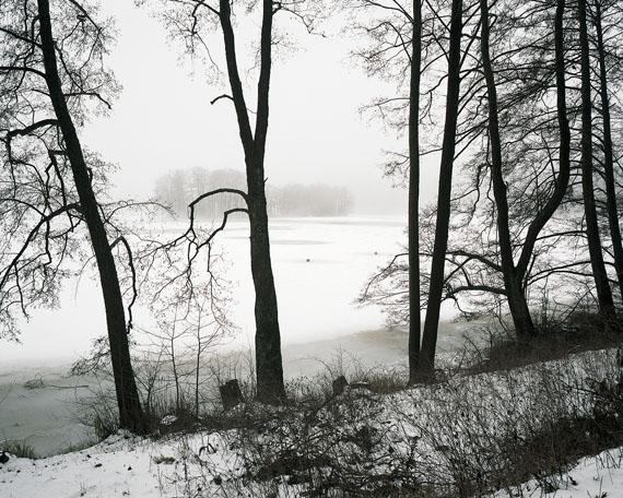 Am Breiten Luzin (2012), 35 x 40 cm, C-Print, Ed. of 8 + 2 AP © Hans-Christian Schink
