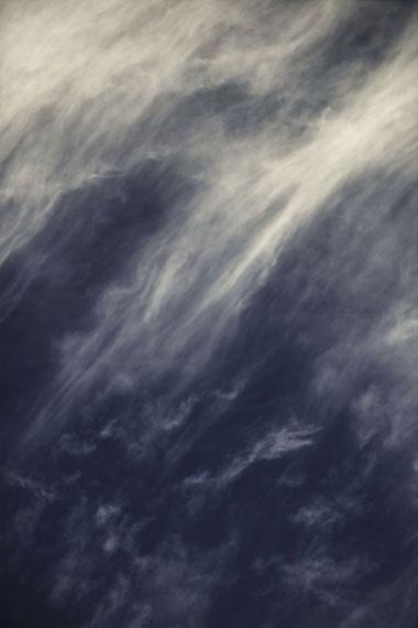 """Haute Couture des Himmels: """"Keppler"""", 2018Recom-art Ditone 140 x 95 cm, unique print© Christian von Alvensleben"""