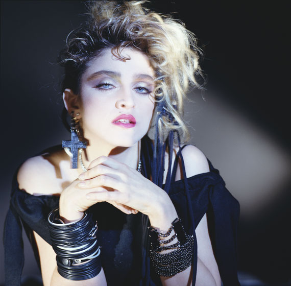 George Holz: Madonna, Hollywood, 1983