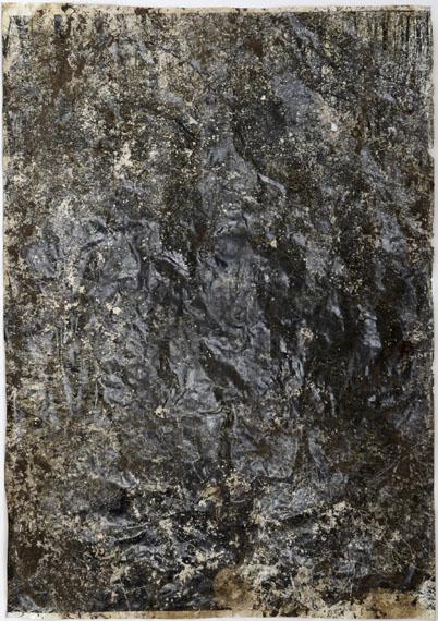 Ralf Cohen: NEULAND, 1997/2015, Unikat, 150 x 107 cm © Ralf Cohen