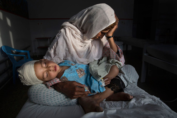 © Paula Bronstein: The Silent Victims of a Forgotten War