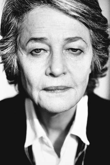 Birgit Kleber: Charlotte Rampling 2019
