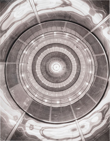 """© HGEsch, """"Lafayette 01"""", 2019fineartprint, mounted on dibond, framed 177 x 142 cm"""