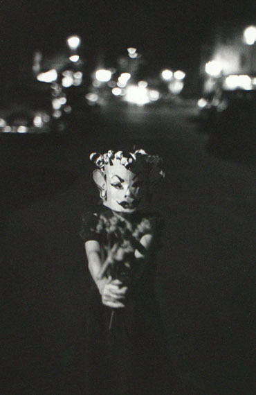 Saul Leiter, Untitled, 1950er © Saul Leiter Foundation