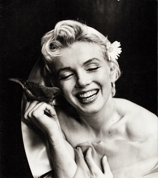 147CECIL BEATON (1904–1980)The Eternal Marilyn, New York 1956Vintage silver print, contact print 25,4×20,3cm (10×8in)€ 2.500–3.000