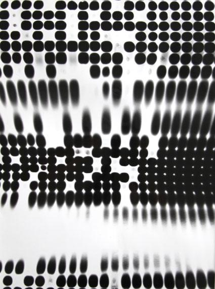Roger Humbert: Untitled, Photogram on Baryt Paper (Agfa-Gevaert), 1952, 40,2 x 29,8 cm, Unique