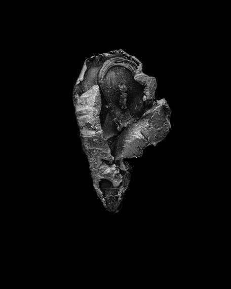 Bullet #17 (2016), HAIL © Garrett O. Hansen