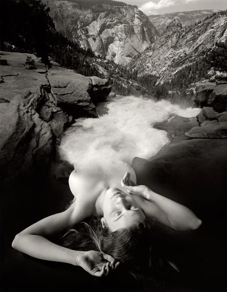 Jerry Uelsmann, Untitled, 1992, Gelatin silver print, 50,8 x 40,6 cm