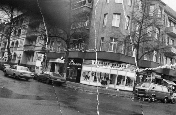 From Far Away. Images of the GDR
