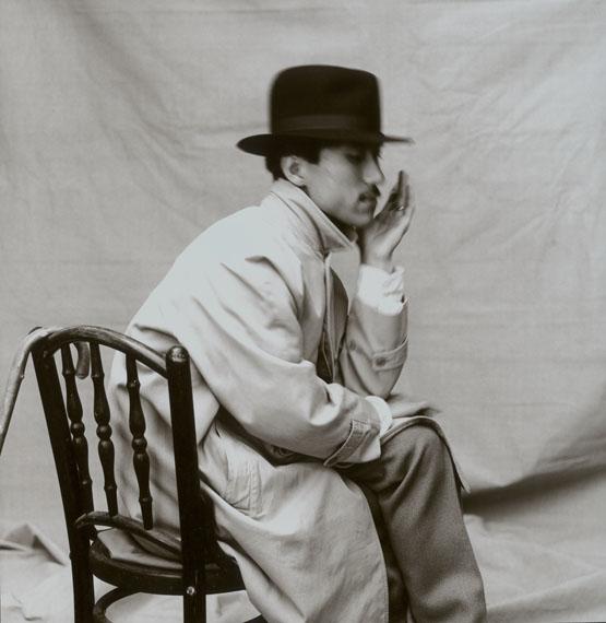 © Sheila Rock 'YUKIHIRO TAKAHASHI YMO', London 1981