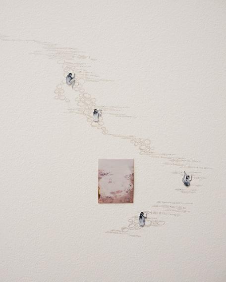 from Interior Landscape - The room as a sketchbook © Sara Skorgan Teigen, Courtesy NW Gallery, Copehagen