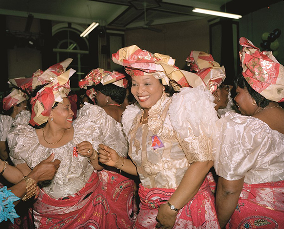 © Liz Johnson Artur, Nigerian Party, 1995Courtesy the artist.