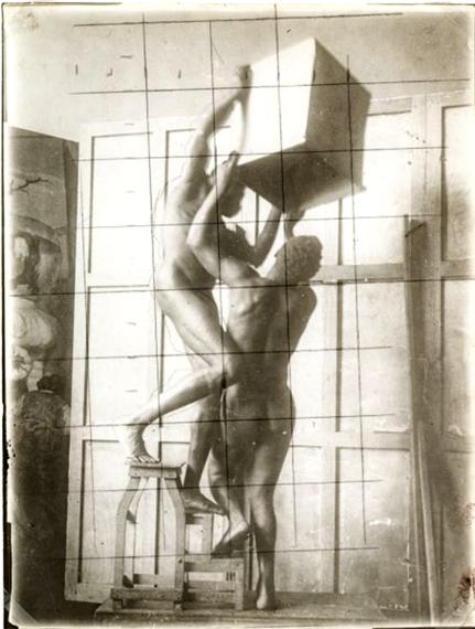 160. JOSÉ MARÍA SERTLes aventures de Sinbad le marin, c. 1923-1924 vintage gelatin silver print.