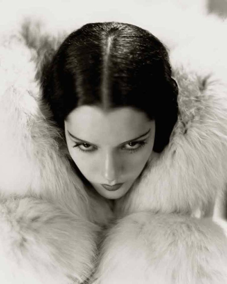 Lupe Velez by George Hurrell, 1931. Metro-Goldwyn-Mayer © John Kobal Foundation