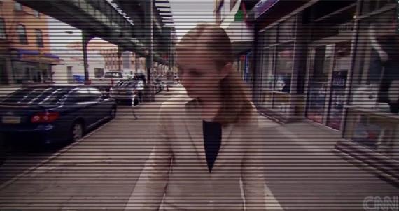 DNA Spoofing, 2013 video © Heather Dewey-HagborgCourtesy FRIDMAN GALLERY New York